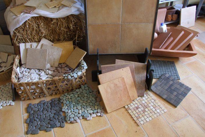 Mosaikfliesen-Muster